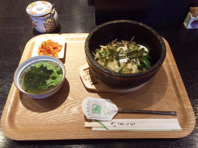 寒い日にはオモニのホッコリ韓国家庭料理で心も身体もホカホカ 兵庫区西上橘通「韓国料理 チュモニ」